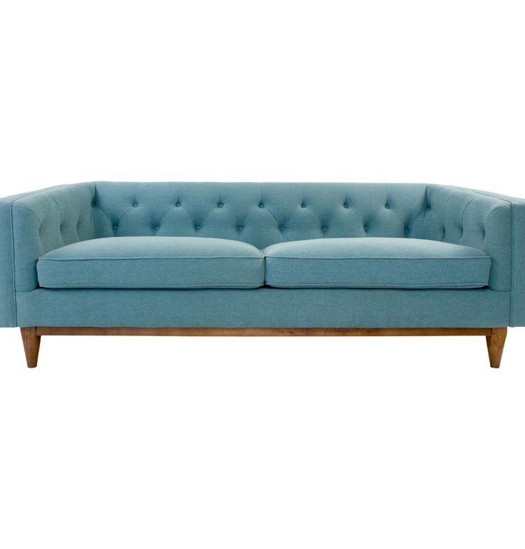 The Matt Blatt Jokum 3 Seater Sofa - Fabric - Matt Blatt