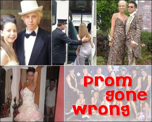 prom night gone wrong The 8 craziest prom stories of 2012  we don't want to say his career has gone to pottsville, says radar online,  the pre-prom photo that went terribly wrong.