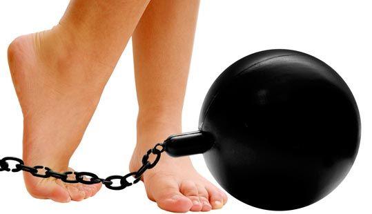 Zware benen hebben meestal te maken met een slechte bloedsomloop
