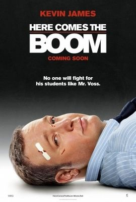 Here Comes the Boom (2012) movie #poster, #tshirt, #mousepad, #movieposters2