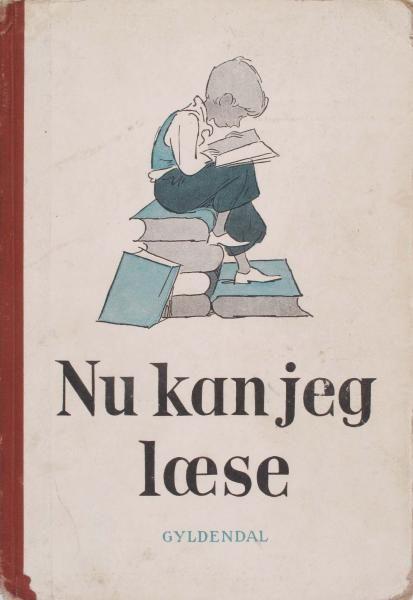 """I overgangen fra 1. til 2. klasse bruges bl.a. bogen """"Nu kan jeg læse"""" med illustrationer af Arne Ungermann."""