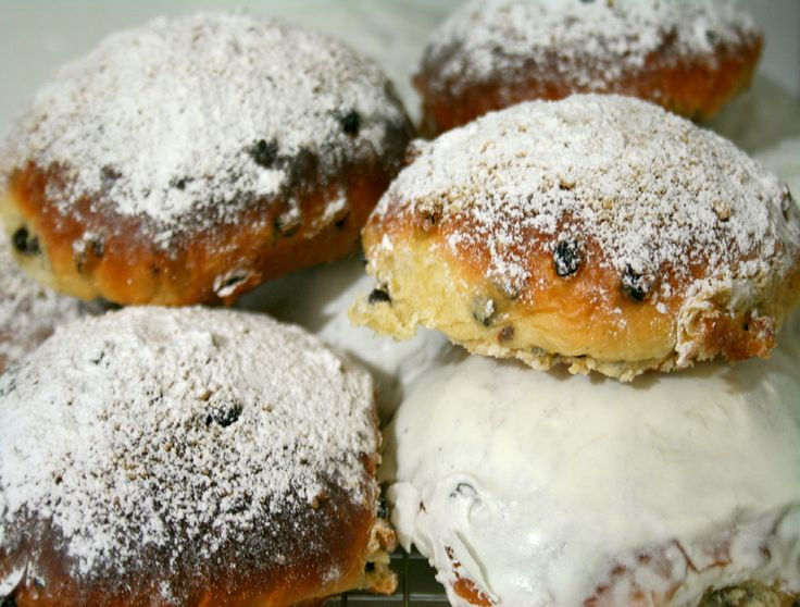 Выборгские чайные хлебцы