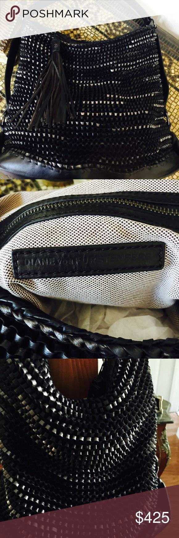 🌟SOLD🌟Diane Von Furstenberg Stephanie bag Gorgeous DVF bag with zipper closure. Excellent condition! Rare find! Diane von Furstenberg Bags