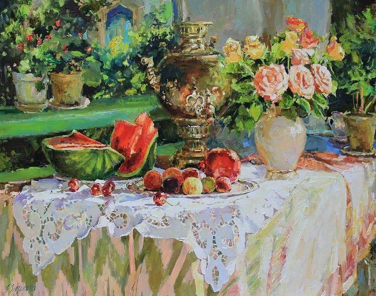 Художник Наталья Зюзькова. Картины