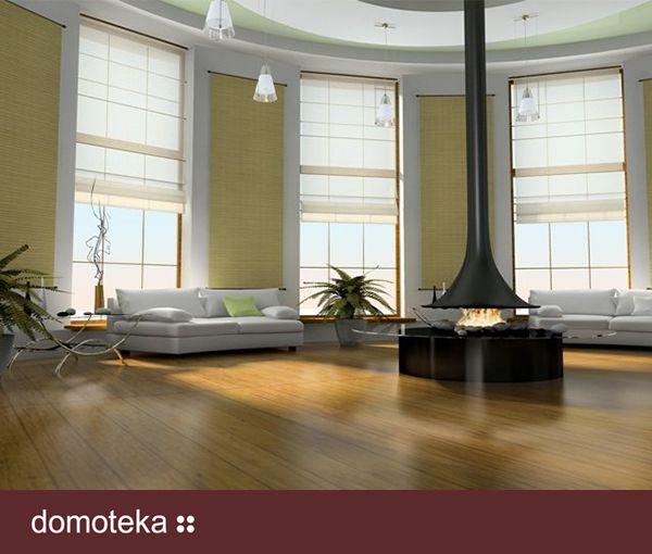 Delikatne i subtelnie przepuszczające światło rolety okienne - te i wiele innych modeli znajdziecie w salonach Fantazje Okienne.