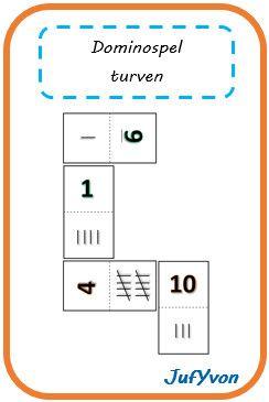 JufYvon: Dominospel turven