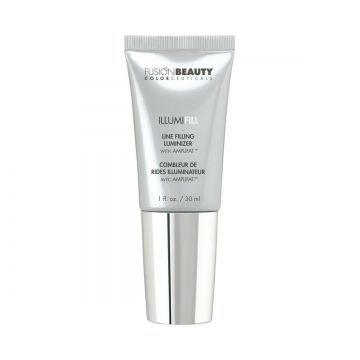 FUSION BEAUTY IllumiFill Line Filling Luminizer with Amplifat // Oh she glows!   Scarlet & Julia