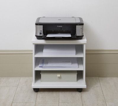 Printer table - The Dormy House