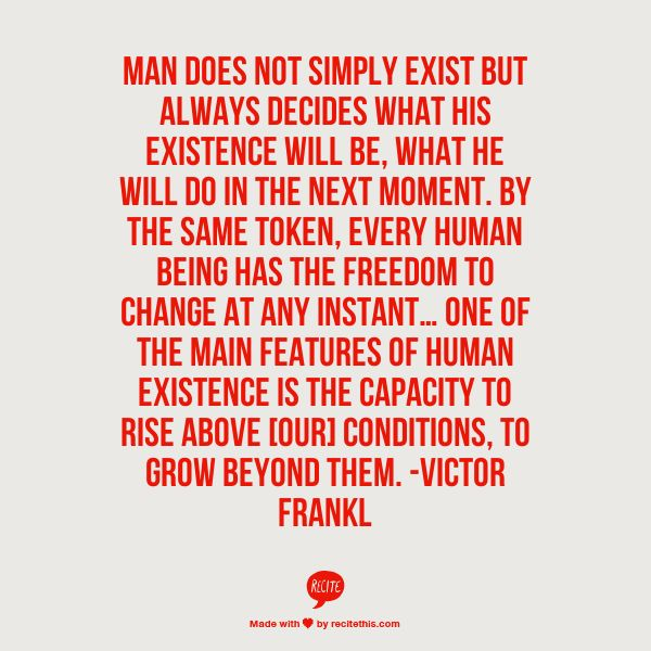 victor frankl and existentialism essay Our reading guide for man's search for meaning by viktor frankl includes a book  discussion questions  does it fit into frankl's philosophy of existentialism.