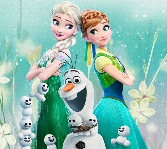 HEEEEEE. FROZEN FEVER SUCH AN AWESOME MOVIE !!!!!