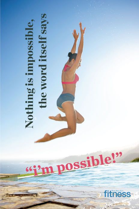 Nothing is impossible, the word itself says 'I'm possible!': Fit Magazines, Fitnessmagazin Com, Audrey Hepburn Quotes, Motivation Quotes, Health Motivation Fit, Body Inspiration, Impossible, Inspiration Quotes, Quotes Motivation