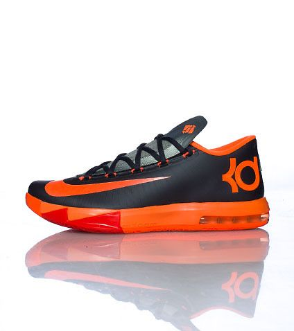 NIKE Kevin Durant Low top men\u0027s sneaker Zig zag lace closure Padded tongue  with logo NIKE