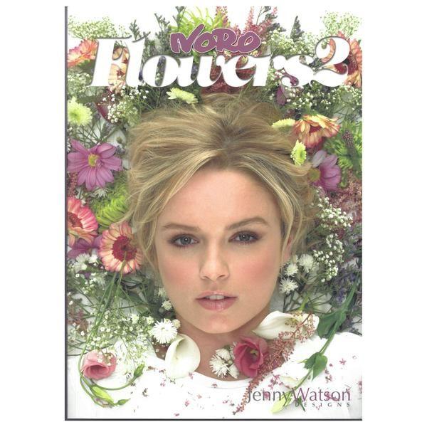 NORO FLOWERS BOOK 2 - 12 knitting designs - by Jenny Watson – TUPPY'S AUSSIE FABRICS