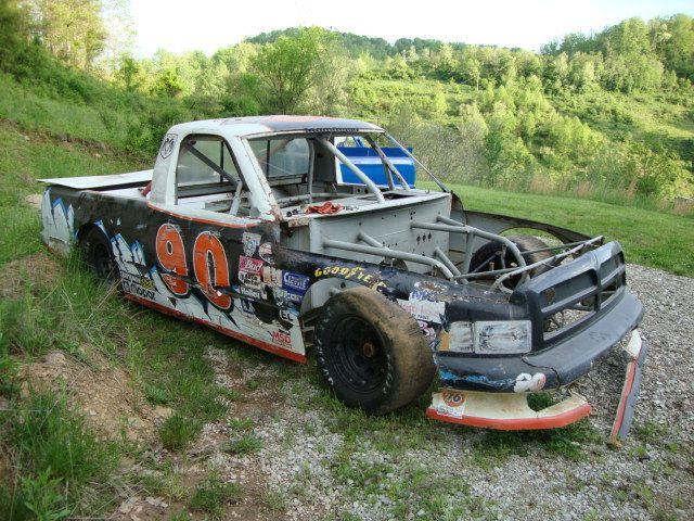 Abandoned Race Car Tracks Across America