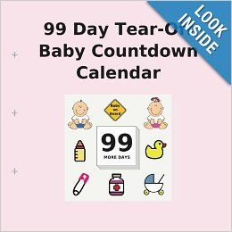 Found this well priced Baby Calendar. Might be happy some day.