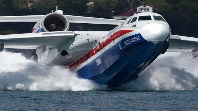 Indonesia berencana membeli empat unit pesawat amfibi rusia Beriev Be-200. Demikian hal tersebut dikabarkan media Rusia Sputnik, mengutip sumber dari industri pertahanan Rusia, Kamis (18/2).