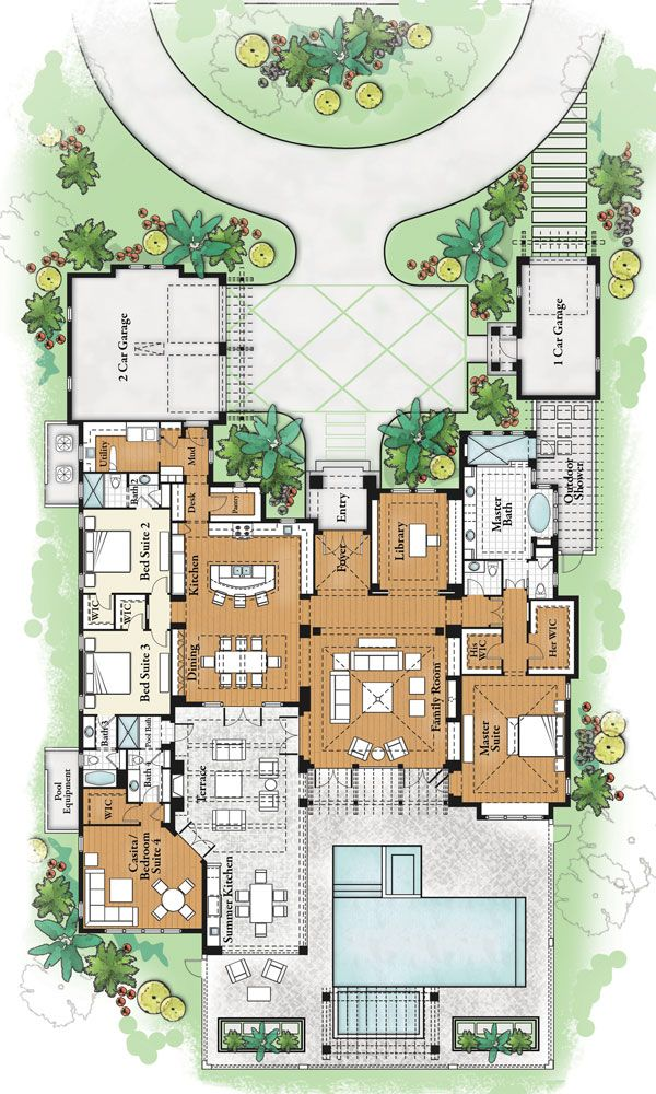floor plan parade of homes presented by the home builders associations of sarasota and manatee - Dream House Plans