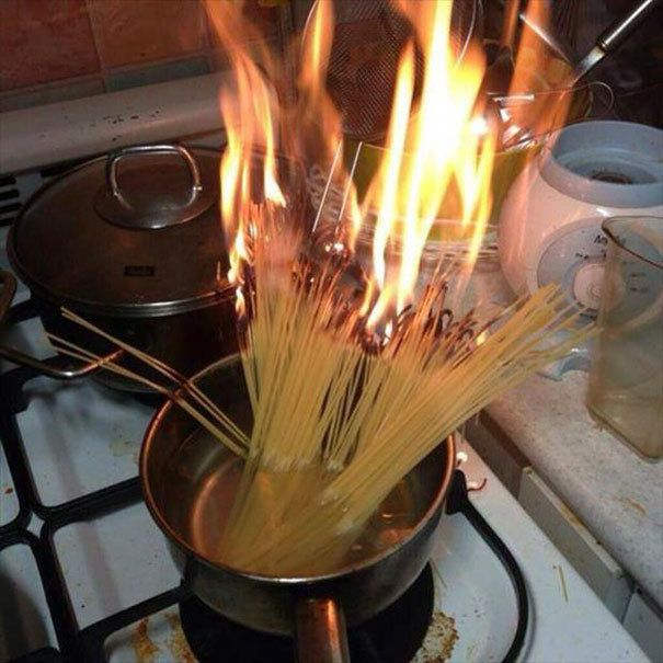 When Cooking Goes Wrong: 15 Hilarious Kitchen Fails To Make You Laugh Out Loud