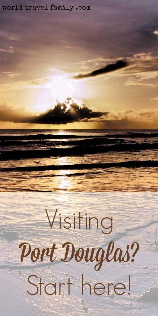 Visiting Port Douglas. Start here!  Family travel bloggers World Travel Family on their home town Port Douglas, Queensland Australia.