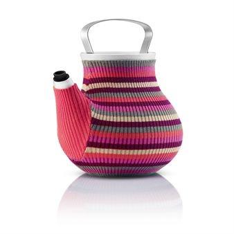 My Big Tea teapot - pink stripes - Eva Solo. - So cute!