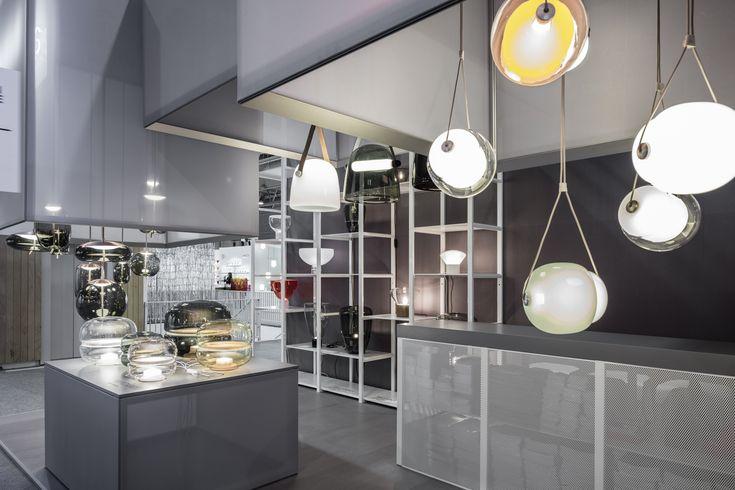 Now at @maisonetobjet !  Brokis Stand F27 - Hall 7  #brokislighting #MO18 #maisonobjet #brokis #paris #luciekoldova #lights #bohemia #glass #handmade #interior #design #inspiration #installation #paris