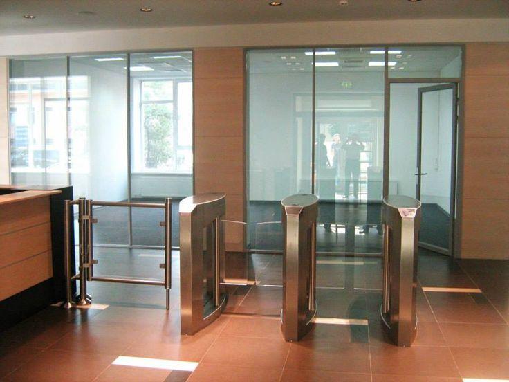 Распашные турникеты Gotschlich серии Selection-DF vk.com/gotschlichrus #турникеты #готшлих #полуростовые #распашные #gotschlich #half-height #turnstiles #swing #gates