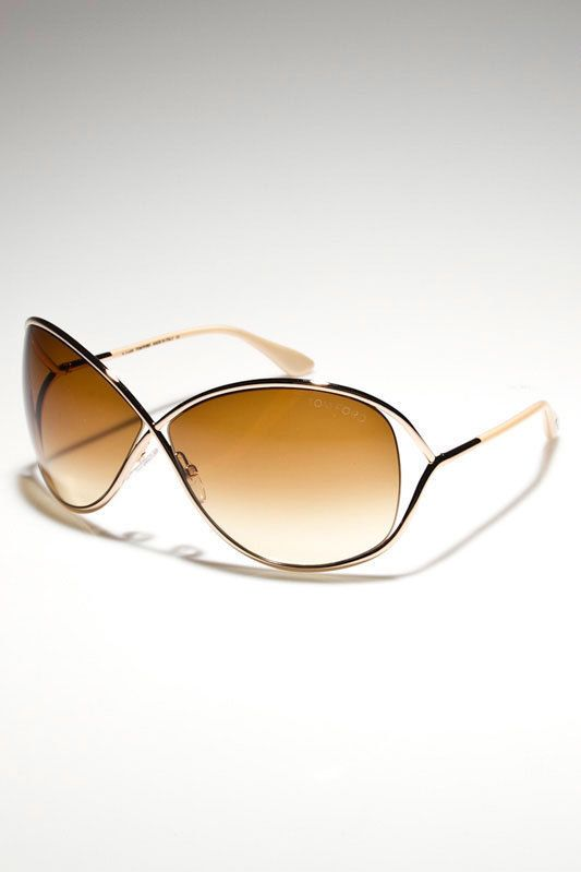 Tom Ford Ladies' Miranda Sunglasses In Gold