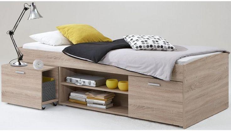 FMD Functioneel Bed met nachtkastje online kopen? Bij OTTO vind je een ruim aanbod van de nieuwste FMD Functioneel Bed met nachtkastje. Bestel snel online.