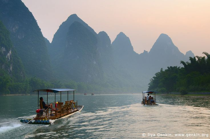Awesome Li River Cruise Yangshuo China Ilya Genkin Travel Photography Blog and Li River Cruise In China | Goventures.org