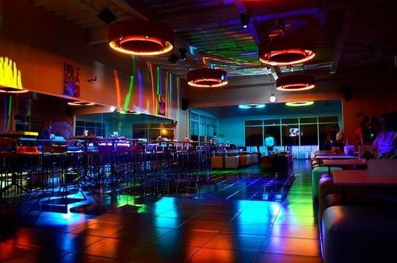 Azukarr is the newest Salsa club in Cancun #SMIRNOFFSorbet