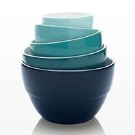 "5-Piece 5.75"" x 10.5"" Market Bowls | Crate and Barrel"