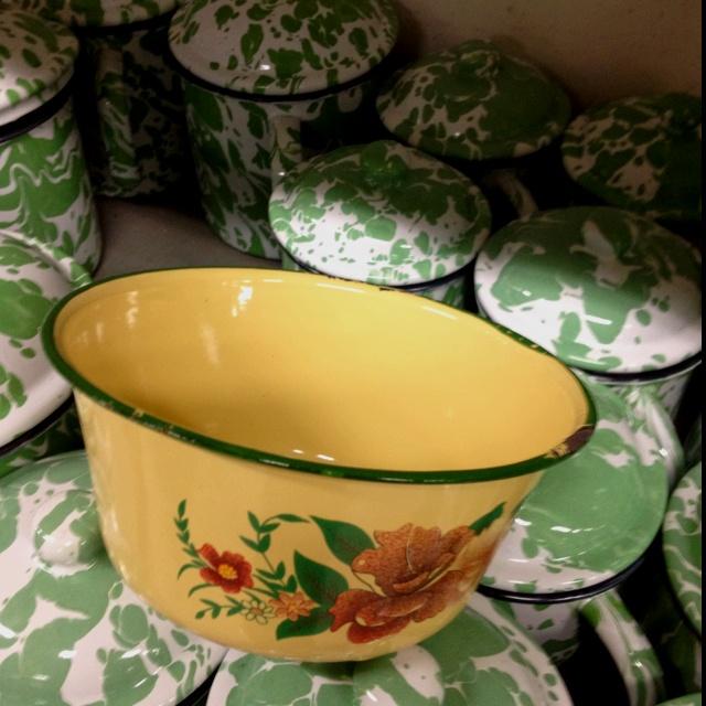 Vintage Bowl from Yogyakarta