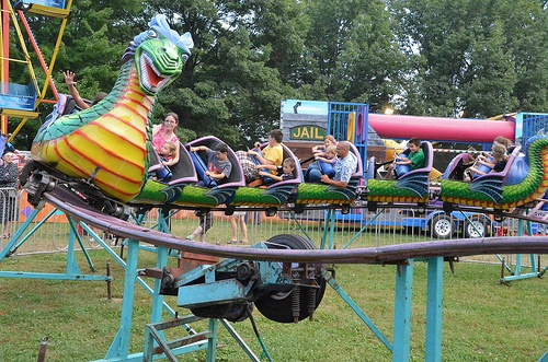 This year's Harrow Fair runs Thursday August 30th to Sunday September 2nd. This is a real agricultural fair!