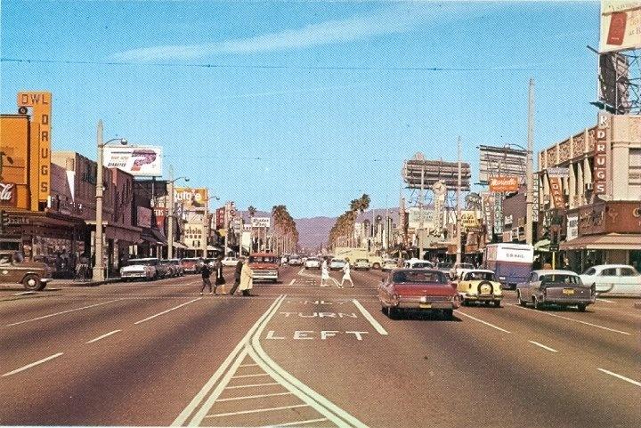 Sherman Way, San Fernando Valley