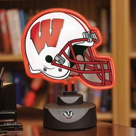 The Memory Company 12-In Wisconsin Badgers Light Col-Wis-893
