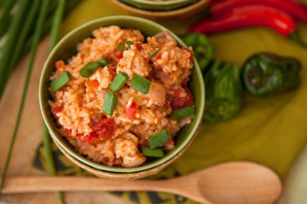 Spanish Rice / Arroz Español