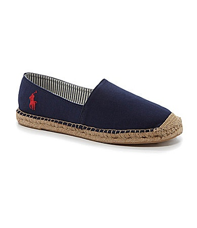 polo ralph lauren mens mooretown espadrille flats dillards nothing like a stylish man. Black Bedroom Furniture Sets. Home Design Ideas