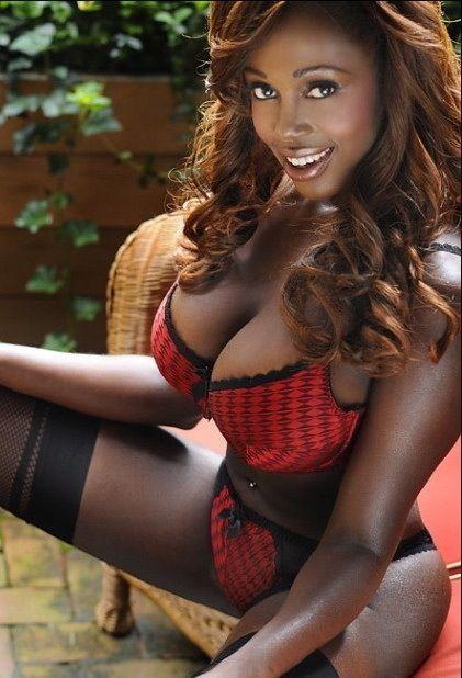 Busty ebony beauties adult video