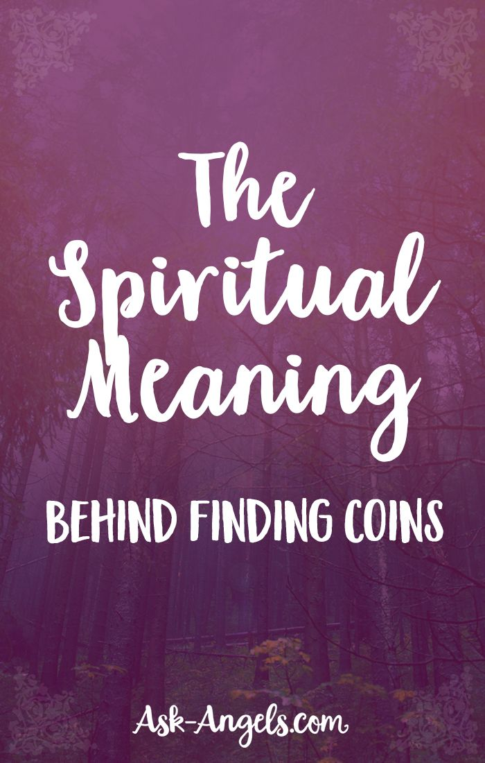 The Spiritual Meaning Behind Finding Coins