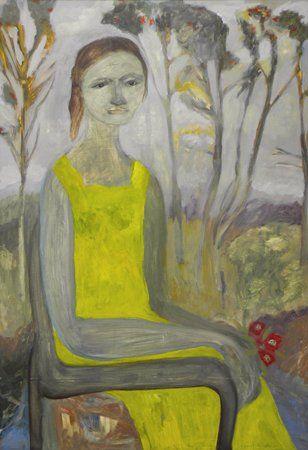 Star Gossage (NZ): I Am Waiting In A Yellow Dress