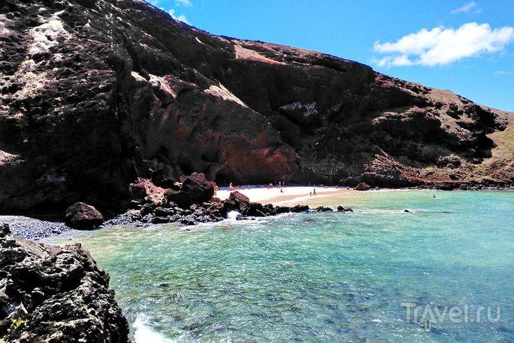 Пляж Овахэ