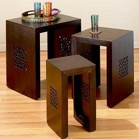 Sindari Nesting Tables Set Of 3 At World Market