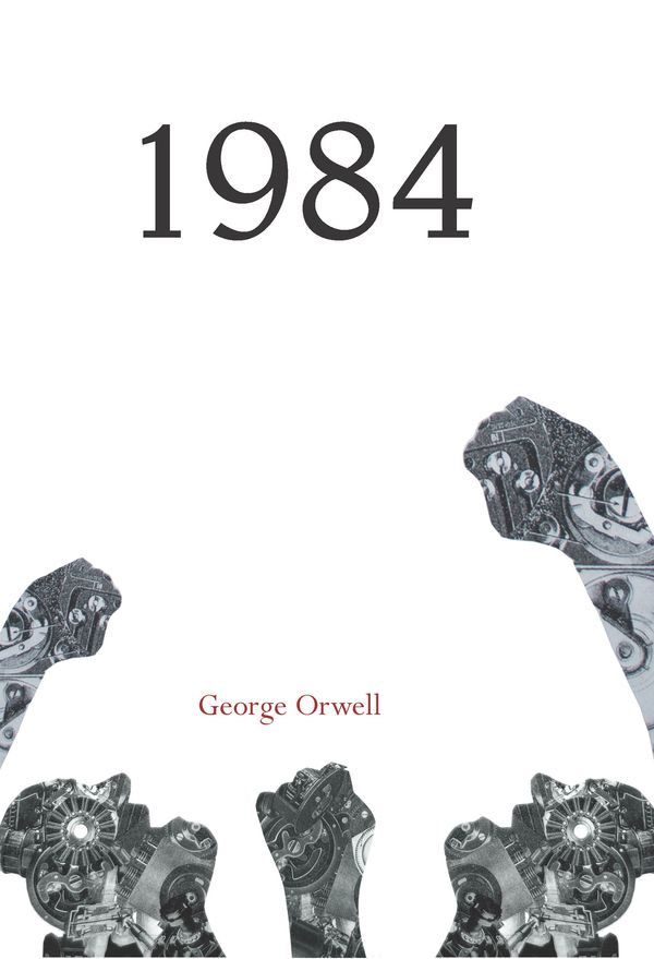 reflection paper on george orwells book 1984 What is language - 1984 reflection paper essay introduction language is any system of formalized signs, sounds, or gestures used as a means of communicating thought or emotion in 1984, orwell shows how the party uses language, politically, to deceive and manipulate people.