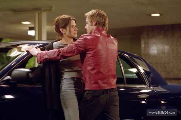 Murder by Numbers publicity still of Ryan Gosling & Sandra Bullock
