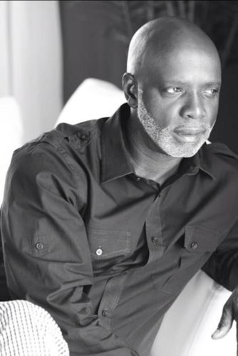 Peter Thomas. Cynthia Bailey's husband on the Real Housewives of Atlanta.  Damn!
