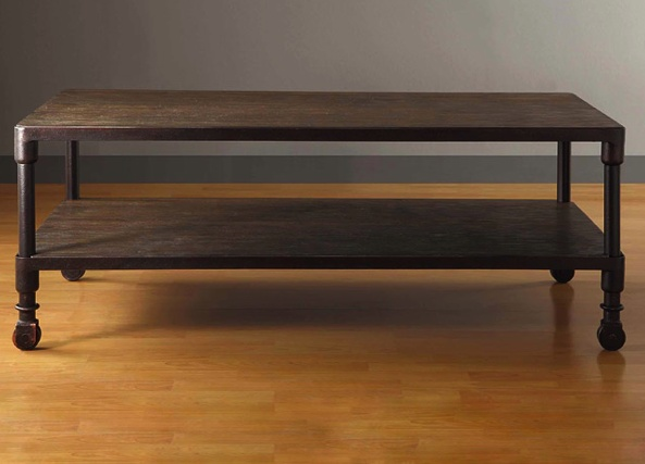 Coffee Table Idea For Living Room Bring In A Casual