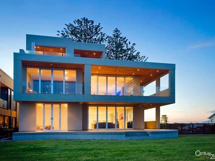ModernDesign ModernArchitecture A big modern home 21