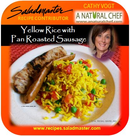 how to cook rice in saladmaster
