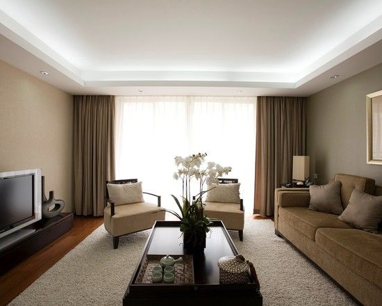 Spaces Curtains For Living Room Design, Pictures, Remodel, Decor and Ideas - page 3