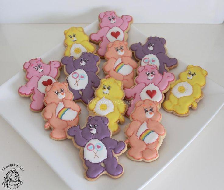 Care Bear Cookies